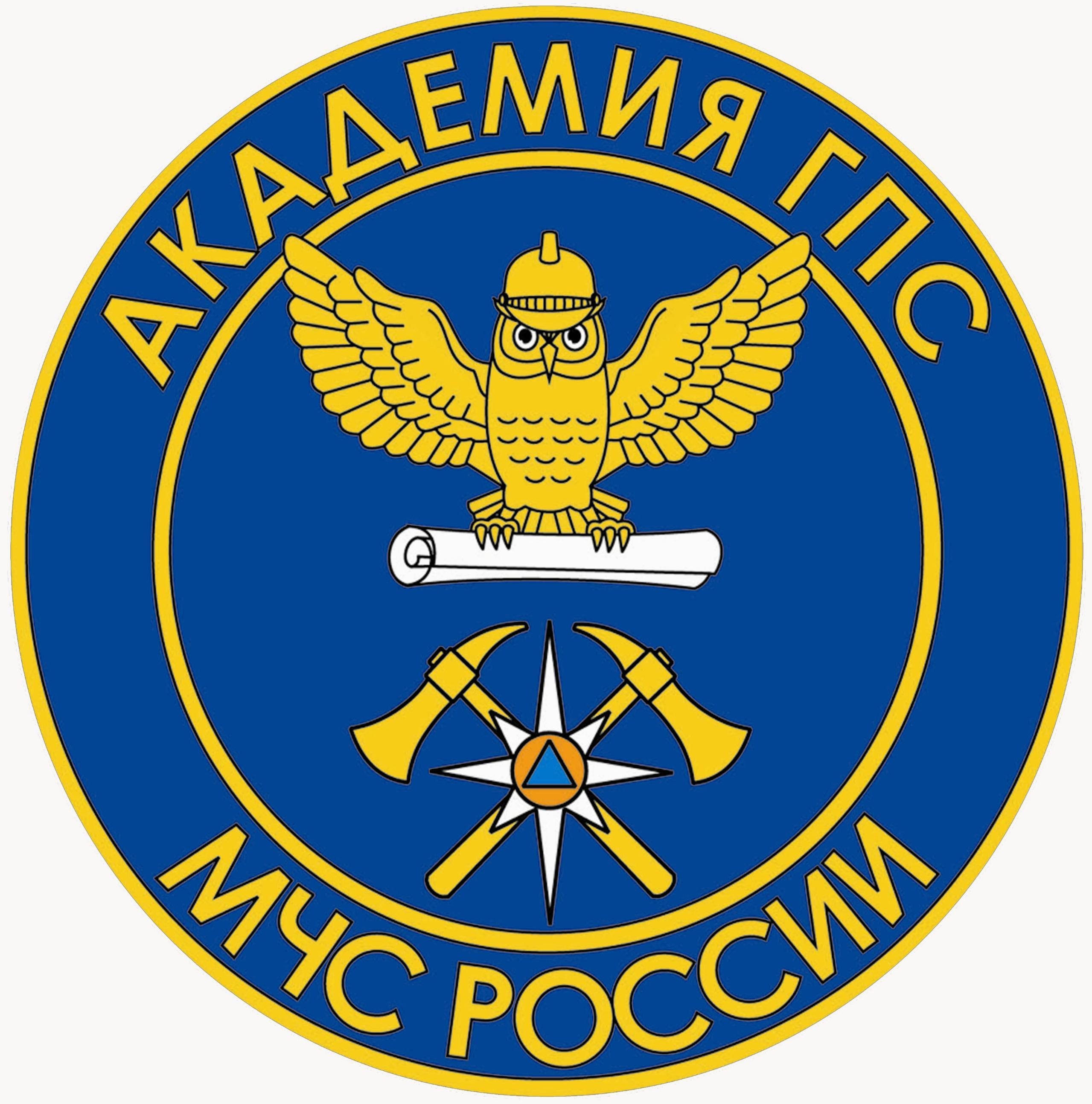 Дистанционное обучение в Академия ГПС МЧС России
